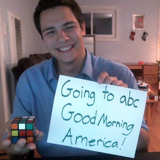 Speeding Ticket Magician heads to Good Morning America
