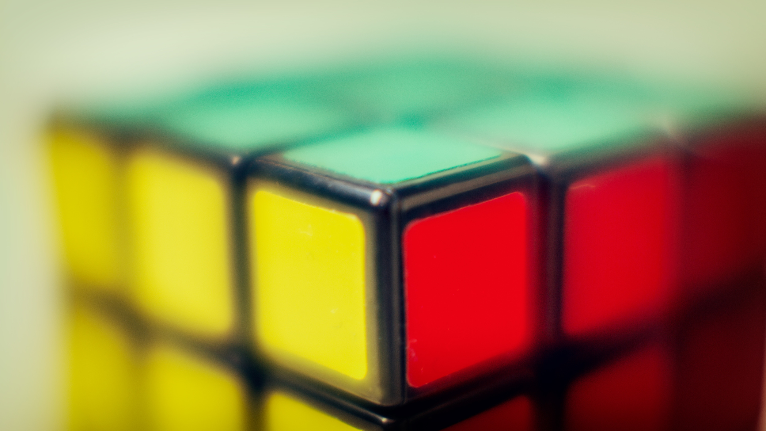 Close-up of Cube3 By Magician Steven Brundage
